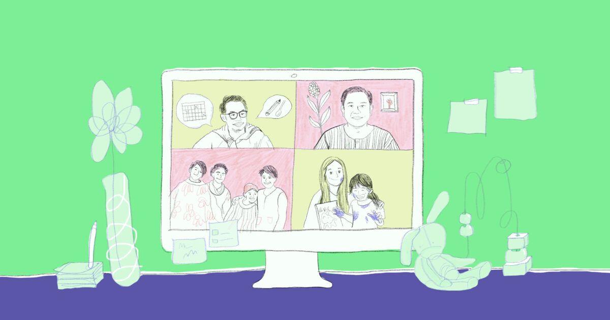 พ่อแม่ควรตั้งรับอย่างไร เมื่อต้องทำงานที่บ้านและลูกไม่ได้ไปโรงเรียน