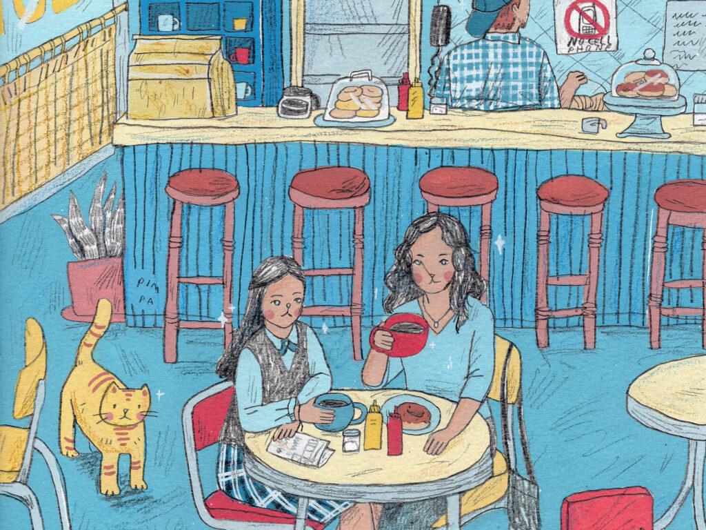 Gilmore girls – ซีรีส์ที่ทำให้อยากมีแม่แบบเพื่อน ให้อิสระ อยู่ตรงนั้นเพื่อให้คำปรึกษาและพึ่งพิง