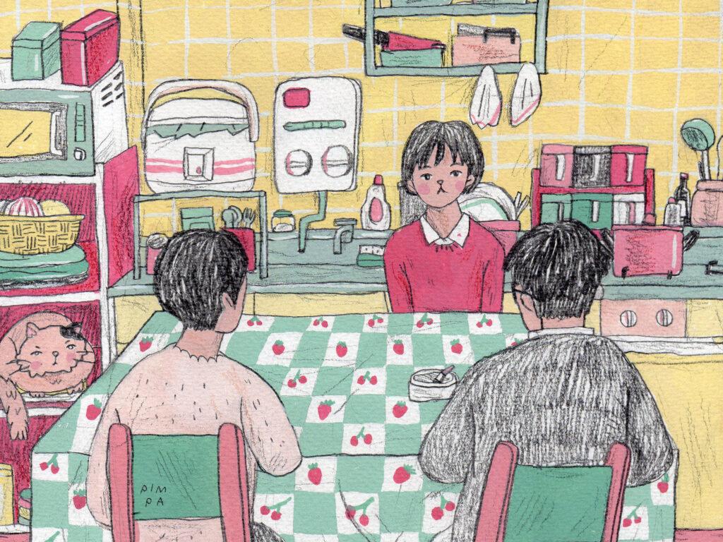 Whisper of the heart : เมื่อลูกมีความฝันต่างจากคนอื่น อยากให้ครอบครัวถามไถ่ รับฟัง และเชื่อใจ