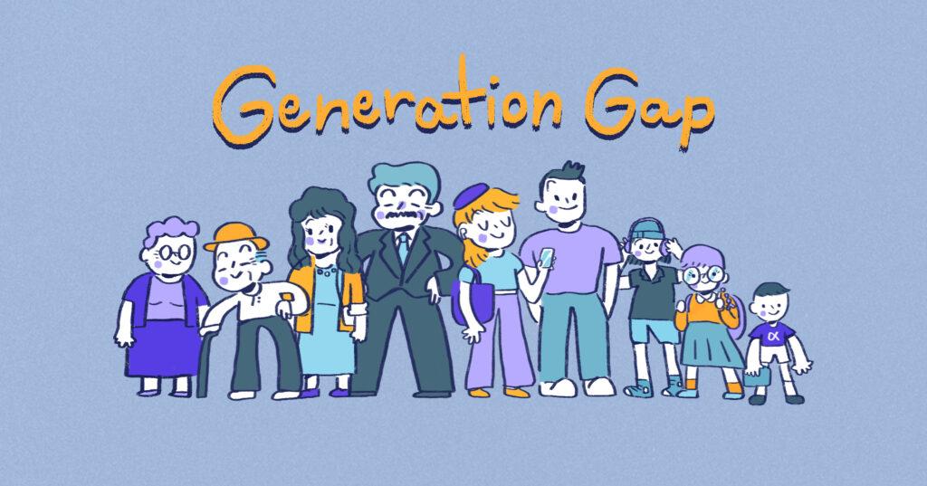 This is my Generation. This is our Generation เข้าใจวัยที่แตกต่างเพราะเราเติบโตจากโลกที่ต่างกัน