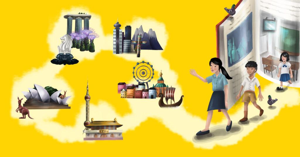 จุดร่วม 8 ข้อของประเทศที่มีการศึกษาคุณภาพสูง: สิงคโปร์ แคนาดา ฟินแลนด์ จีน ออสเตรเลีย