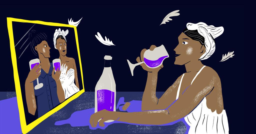 Swan Lake 2: ข้อมูลที่จิตสำนึกไม่รับทราบ แต่หาทางไปปรากฏในความฝันและการเสพติด