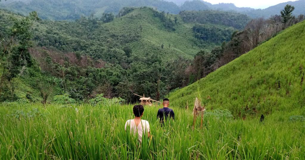 กีฬาเยาวชน 'เบ๊อะบละตู' : สนามนี้ไม่ได้มีไว้ชนะ แต่ชวนปกาเกอะญอรุ่นใหม่รักษาสิทธิดูแลป่า
