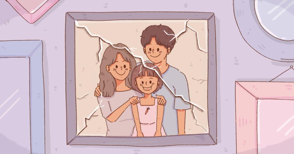 การเข้าใจผิดเรื่องการเลี้ยงดู EP.4 พ่อแม่แยกทางกัน ความรักที่มีให้ลูกไม่ควรหารครึ่ง