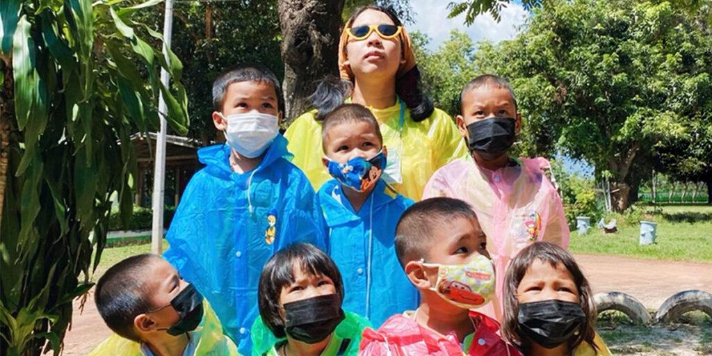 เด็กผู้ชายชอบสีชมพู นักเรียนติครู ความปกติในห้องเรียนอนุบาลของ 'ครูนกยูง' ปานตา ปัสสา