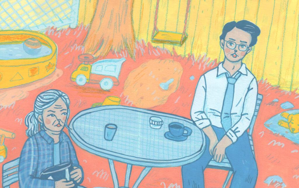 Olive Kitteridge : อาจใช้เวลาทั้งชีวิตกว่าจะยอมรับ เราไม่จำเป็นต้องรับผิดชอบอารมณ์ร้ายๆ ของแม่