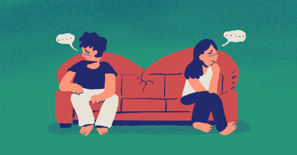 Silent Treatment :  'เงียบใส่' เพื่อรักษาความสัมพันธ์หรือลงโทษทำร้ายจิตใจอีกฝ่าย