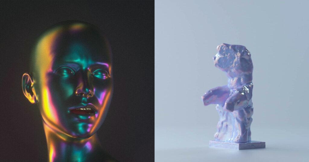 เรียนรู้กับครูยูทูบ เปิดตัวในโลกศิลปะผ่าน NFT ชีวิตที่ออกแบบเองของ 'กิม' – ฮากีม หมันวาหาบ ในวัย 15 ปี